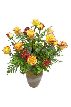McAdams Imagine Love Rose Bouquet Valentines