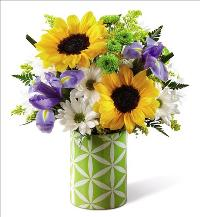 Sunflower Sweetness Bouquet by McAdams Floral, your Victoria, Texas (TX) Florist