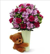 The Big Hug Bouquet by McAdams Floral, your Victoria, Texas (TX) Florist