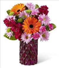 Brightly Bejeweled Bouquet by McAdams Floral, your Victoria, Texas (TX) Florist