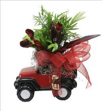 Four-Wheeling Plants by McAdams Floral, your Victoria, Texas (TX) Florist