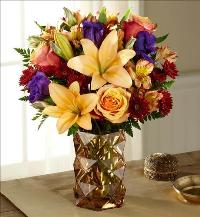 Captivating Fall Abounds Standard by McAdams Floral, your Victoria, Texas (TX) Florist