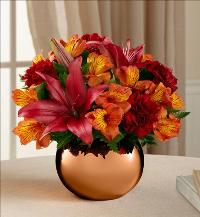 Harvest Hues Bouquet Standard by McAdams Floral, your Victoria, Texas (TX) Florist