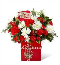 Holiday Cheer Bouquet by McAdams Floral, your Victoria, Texas (TX) Florist