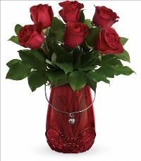 You Are Cherished Bouquet by McAdams Floral, your Victoria, Texas (TX) Florist