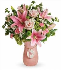 Elegance In Flight Bouquet by McAdams Floral, your Victoria, Texas (TX) Florist