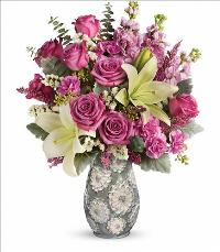 Blooming Spring Bouquet Standard by McAdams Floral, your Victoria, Texas (TX) Florist