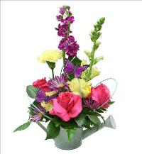 Water the Garden Bouquet by McAdams Floral, your Victoria, Texas (TX) Florist