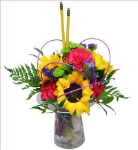 Pencil This....Thank You! by McAdams Floral, your Victoria, Texas (TX) Florist