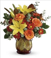 Citrus Harvest by McAdams Floral, your Victoria, Texas (TX) Florist
