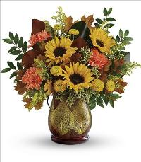 Changing Leaves by McAdams Floral, your Victoria, Texas (TX) Florist