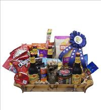 Great Boss Beer Tray by McAdams Floral, your Victoria, Texas (TX) Florist