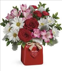 Country Sweetheart Bouquet Standard by McAdams Floral, your Victoria, Texas (TX) Florist