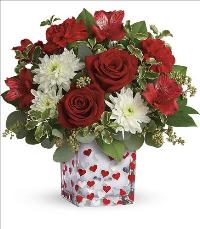 Happy Harmony Bouquet by McAdams Floral, your Victoria, Texas (TX) Florist