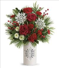 Flurry of Elegance Bouquet Standard by McAdams Floral, your Victoria, Texas (TX) Florist