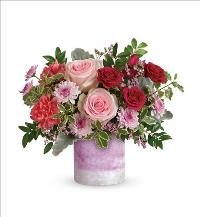 Washed in Pink Bouquet Standard by McAdams Floral, your Victoria, Texas (TX) Florist