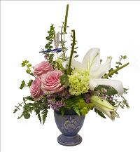 Dragonfly Blue Grace by McAdams Floral, your Victoria, Texas (TX) Florist
