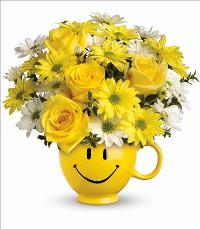 Be Happy Bouquet Standard by McAdams Floral, your Victoria, Texas (TX) Florist