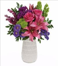 Eyes Sparkle Bouquet by McAdams Floral, your Victoria, Texas (TX) Florist