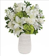 Angelic Majesty Bouquet by McAdams Floral, your Victoria, Texas (TX) Florist