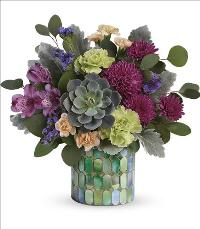 Marvelous Mosaic Bouquet by McAdams Floral, your Victoria, Texas (TX) Florist