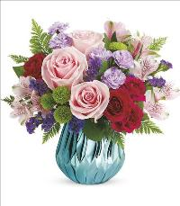 Sparkle And Bloom Bouquet by McAdams Floral, your Victoria, Texas (TX) Florist