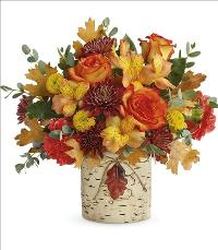 Autumn Colors Bouquet by McAdams Floral, your Victoria, Texas (TX) Florist