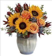Autumn Gratitude Bouquet Standard by McAdams Floral, your Victoria, Texas (TX) Florist