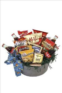 Fishin Time Basket by McAdams Floral, your Victoria, Texas (TX) Florist