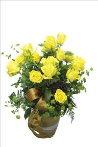 McAdams Swirl of Beauty Bouquet Valentines by McAdams Floral, your Victoria, Texas (TX) Florist