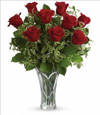 You Have My Heart Bouquet by McAdams Floral, your Victoria, Texas (TX) Florist