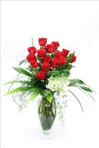 Enduring Passion Rose Bouquet by McAdams Floral, your Victoria, Texas (TX) Florist