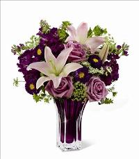 The Garden Terrace Bouquet by Vera Wang by McAdams Floral, your Victoria, Texas (TX) Florist