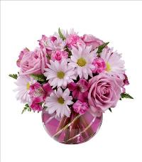 Radiant Blooms Bouquet by McAdams Floral, your Victoria, Texas (TX) Florist