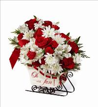 Holiday Traditions Bouquet by McAdams Floral, your Victoria, Texas (TX) Florist