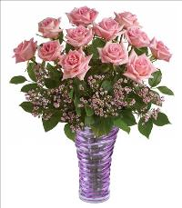 Simply Loving You Rose Bouquet by McAdams Floral, your Victoria, Texas (TX) Florist
