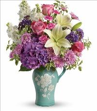 Natural Artistry Bouquet by McAdams Floral, your Victoria, Texas (TX) Florist