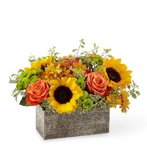 Garden Gathered Bouquet by McAdams Floral, your Victoria, Texas (TX) Florist
