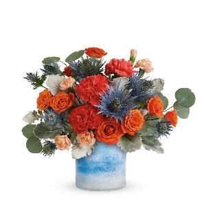Standout Chic Bouquet Standard by McAdams Floral, your Victoria, Texas (TX) Florist