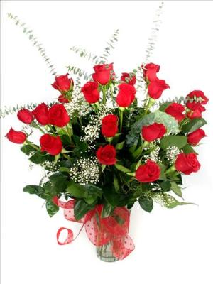 McAdams Double Your Love Roses by McAdams Floral, your Victoria, Texas (TX) Florist