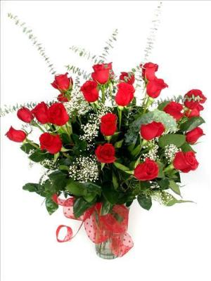 McAdams DOUBLE Your Love Roses - Valentines by McAdams Floral, your Victoria, Texas (TX) Florist