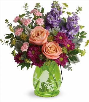 Soaring Spring Bouquet by McAdams Floral, your Victoria, Texas (TX) Florist