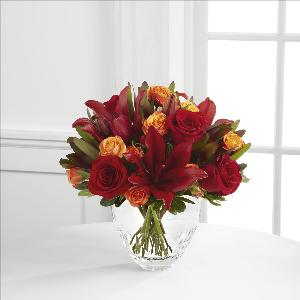 Autumn Splendor Bouquet by McAdams Floral, your Victoria, Texas (TX) Florist