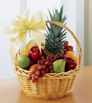 The FTD® Fruit Basket by McAdams Floral, your Victoria, Texas (TX) Florist