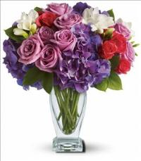 Rhapsody in Purple by McAdams Floral, your Victoria, Texas (TX) Florist
