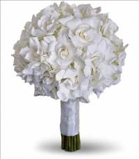 Gardenia and Grace Bouquet by McAdams Floral, your Victoria, Texas (TX) Florist