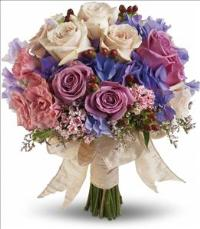 Country Rose Bouquet by McAdams Floral, your Victoria, Texas (TX) Florist