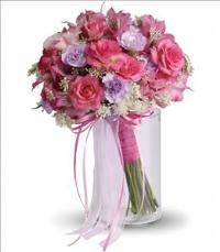 Fairy Rose Bouquet by McAdams Floral, your Victoria, Texas (TX) Florist