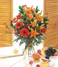 Halloween Harvest by McAdams Floral, your Victoria, Texas (TX) Florist