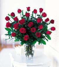 Two Dozen Red Roses by McAdams Floral, your Victoria, Texas (TX) Florist